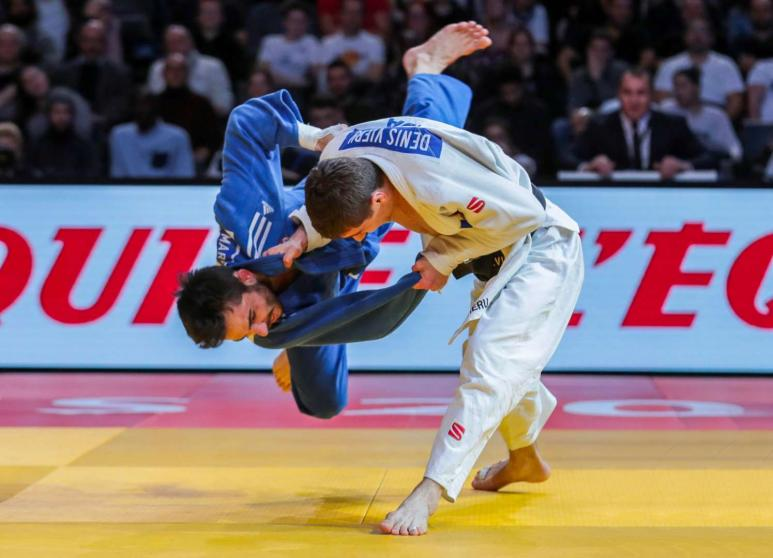 Judokampf
